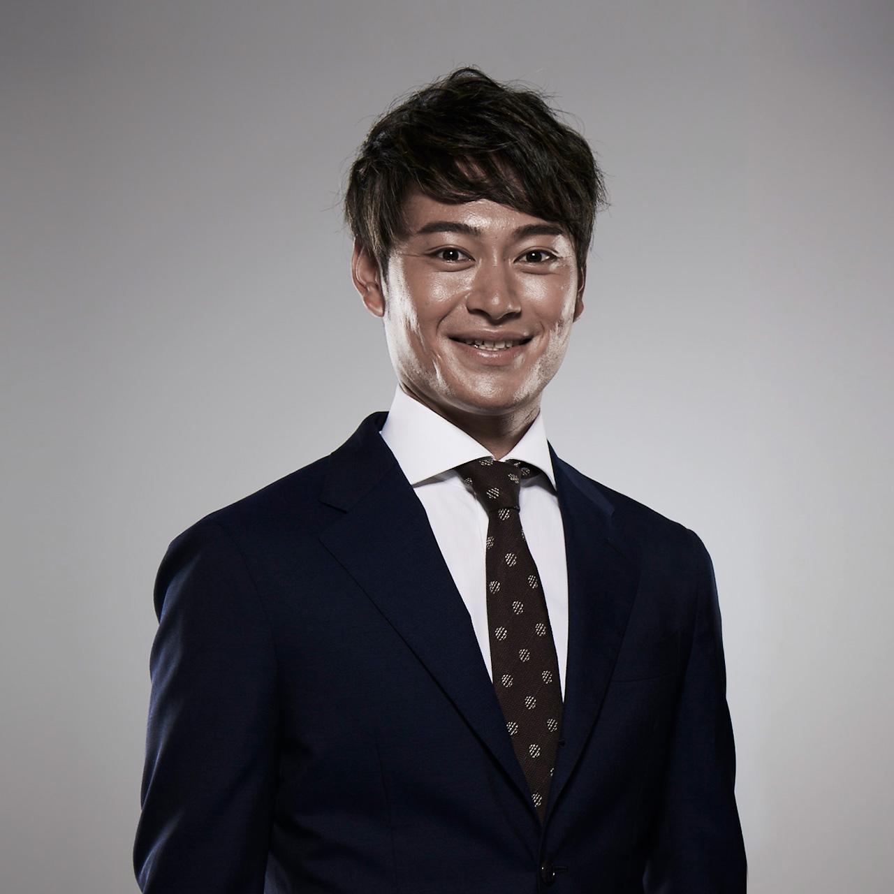 プロソフトテニスプレイヤー 船水雄太選手の画像